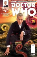 Doctor Who The Twelfth Doctor Adventures #2 (Cover B)